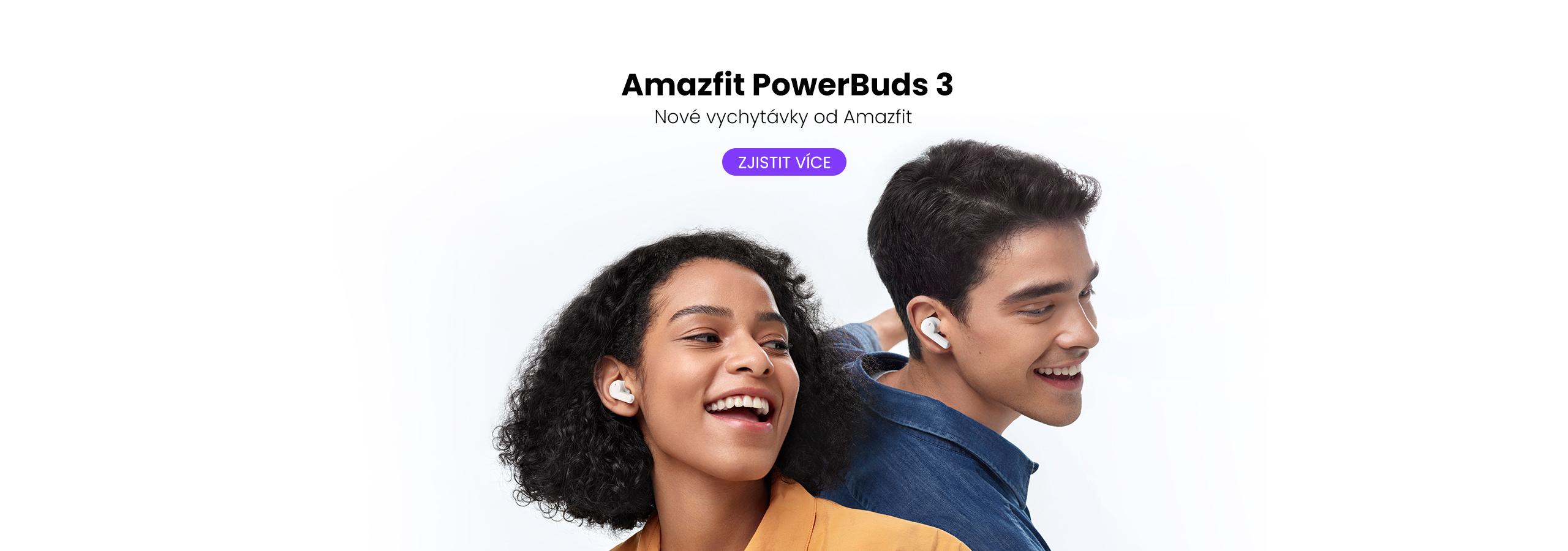 bezdratová sluchátka Power Buds Pro
