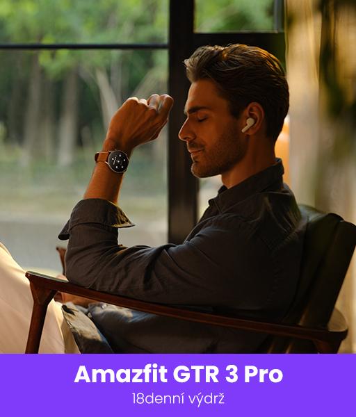chytré hodinky amazfit GTR3 Pro