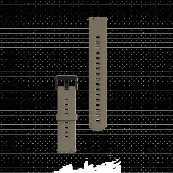 Amazfit Strap Fluoroelastomer Series-Universal Edition Rock Grey 22mm
